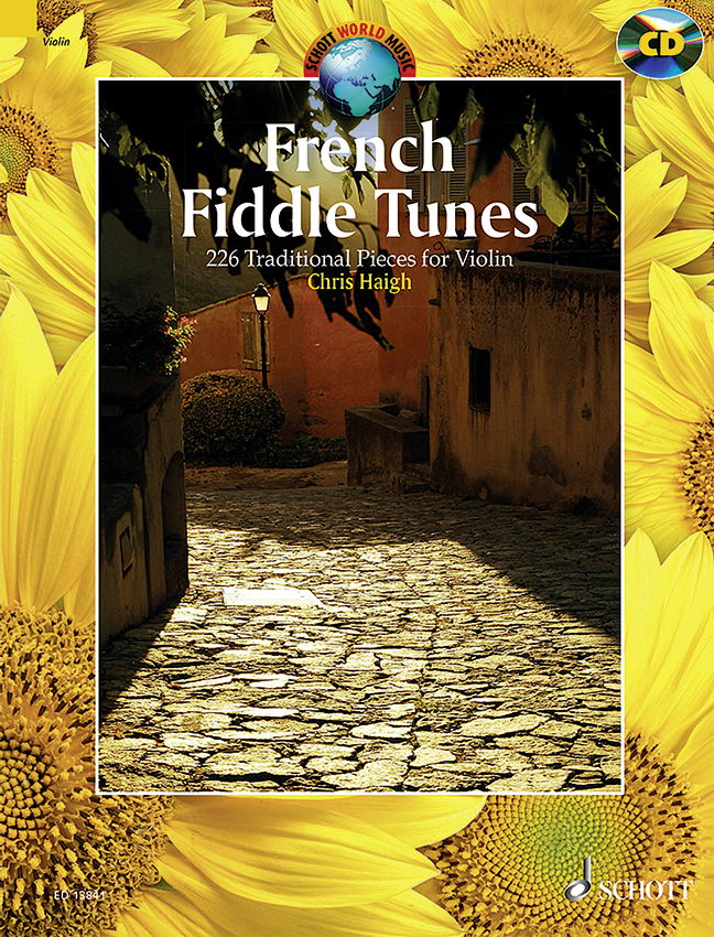 French fiddle tunes image